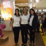 Equipe La Torre resort com Renata Righi