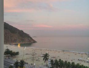 Final de tarde no Rio- Foto Cristina Lira